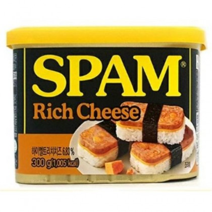 Ready Stock优惠特价Korea Lotte /Dong WonLuncheon MEAT /SPAM RICH CHEESE Meat韩国午餐肉正品